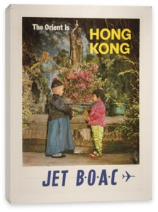 Национальный парк, The Orient is Hong Kong, Jet BOAC