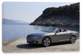 Continental GTC, Bentley Continental GTC