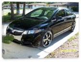 Civic 4D, Honda Civic 4D