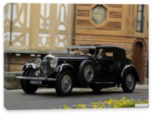 Bentley, Bentley 8 Litre Sportsman Coupe '1931