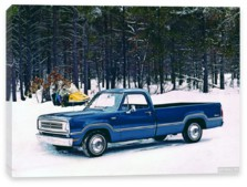 Dodge, Dodge Adventurer Pickup '1972