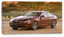 6 Series Coupe, BMW 6 Series Coupe