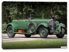 Bentley, Bentley 8 Litre Tourer '1931