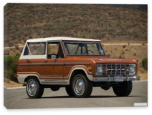Ford, Ford Bronco '1966-77