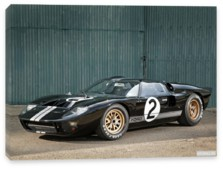 Ford, Ford GT40 Le Mans Race Car '1966