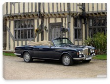 Bentley, Bentley Corniche Convertible '1971-77