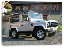 Defender 90, Land Rover Defender 90 (арт. am3390)
