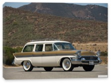 Packard, Packard Clipper Country Sedan Station Wagon '1957