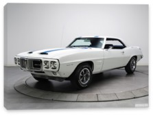 Pontiac, Pontiac Firebird Trans Am Coupe '1969 Произведено 689 единиц