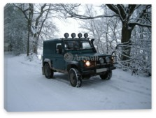 Defender 90, Land Rover Defender 90 (арт. am3392)