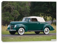 Ford, Ford V8 Deluxe Convertible Coupe '1940