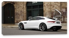 F-Type Coupe, Jaguar F-Type Coupe