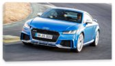 TT RS Coupe, Audi TT RS Coupe (2017		)