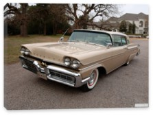 Mercury, Mercury Montclair Super Marauder Coupe '1958