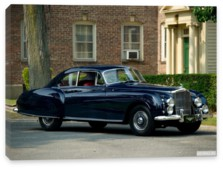 Bentley, Bentley R-Type Continental Fastback '1953-55