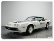 Pontiac, Pontiac Firebird Turbo Trans Am Indy 500 Pace Car '1980