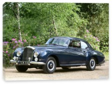 Bentley, Bentley R-Type Continental Sports Saloon by Mulliner '1954
