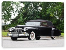Lincoln, Lincoln Continental Cabriolet '1946-48