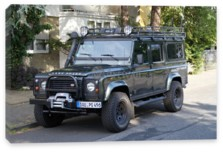 Defender 110, Land Rover Defender 110