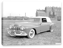 Lincoln, Lincoln Continental Cabriolet '1947-48