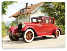 Pierce-Arrow, Pierce-Arrow Model 32 Sedan '1920