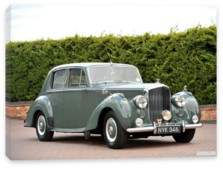 Bentley, Bentley R-Type Standard Saloon '1952-55
