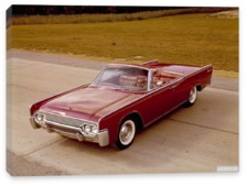 Lincoln, Lincoln Continental Convertible '1961