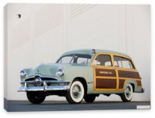 Ford, Ford Country Squire '1950