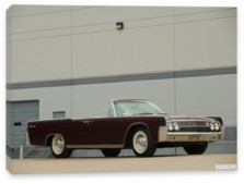 Lincoln, Lincoln Continental Convertible '1962