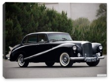 Bentley, Bentley S1 by Hooper '1959