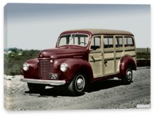 Разные марки, International Harvester K-3 Station Wagon '1941