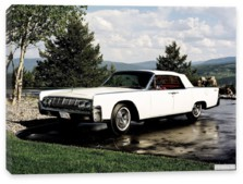 Lincoln, Lincoln Continental Convertible '1964