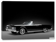 Lincoln, Lincoln Continental Convertible '1965