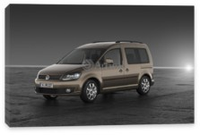Caddy Life, Volkswagen Caddy Life (арт. am2652)