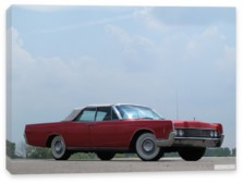 Lincoln, Lincoln Continental Convertible '1966