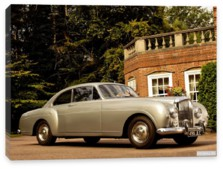 Bentley, Bentley S1 Continental Sports Saloon by Mulliner '1956
