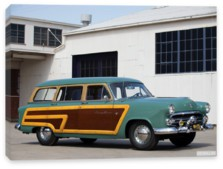 Ford, Ford Crestline Country Squire (79C) '1952