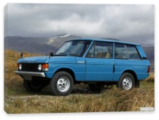 Land Rover, Range Rover 3-door '1970-85