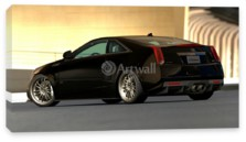CTS Coupe, Cadillac CTS Coupe