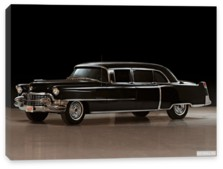 Cadillac, Cadillac Fleetwood Seventy-Five Limousine '1955