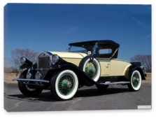 Pierce-Arrow, Pierce-Arrow Model 54 Convertible Sedan '1932