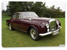 Bentley, Bentley S2 Continental Coupe by Mulliner '1960-62