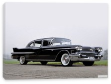 Cadillac, Cadillac Fleetwood Seventy-Five Limousine '1958