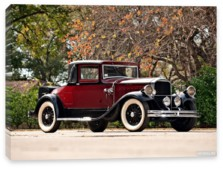 Pierce-Arrow, Pierce-Arrow Model 81 Rumbleseat Roadster '1928