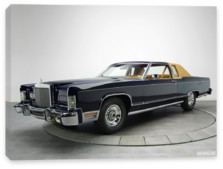 Lincoln, Lincoln Continental Coupe '1978