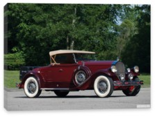 Pierce-Arrow, Pierce-Arrow Model B Roadster '1930