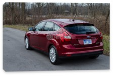 Focus Hatchback, Ford Focus Hatchback