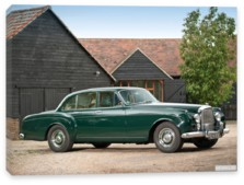 Bentley, Bentley S2 Continental Flying Spur by Mulliner '1959-62