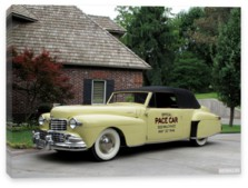 Lincoln, Lincoln Continental Indy Pace Car '1946