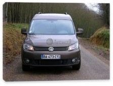 Caddy Life, Volkswagen Caddy Life (арт. am2658)